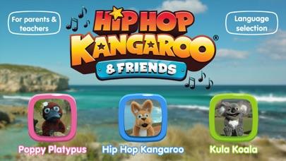 Educational Preschool Songs ★ Hip Hop Kangaroo & Friends