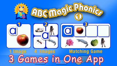 ABC Magic Phonics - Learning Sounds and Letters