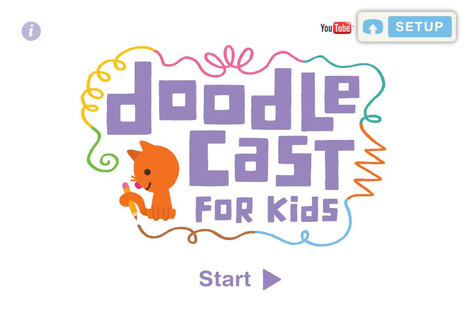 Doodlecast for Kids