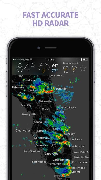MyRadar Weather Radar