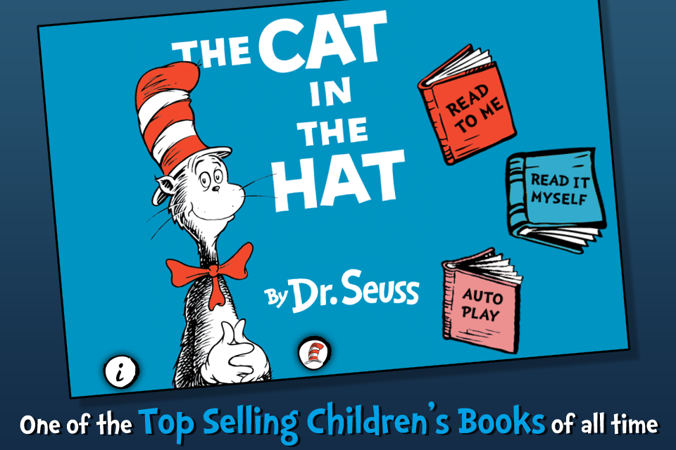 The Cat in the Hat - Dr. Seuss-1