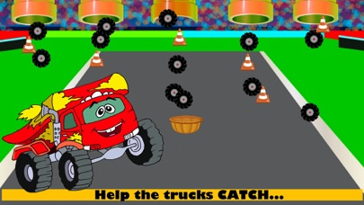 Truck Games for Kids Toddlers
