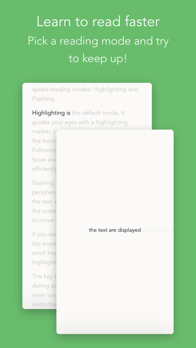 Outread: Speed Reading Trainer