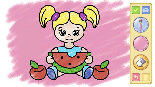 Bimi Boo Drawing
