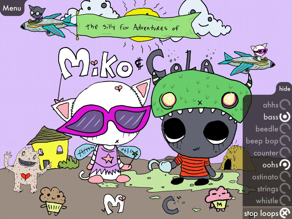 Miko and Cola-1