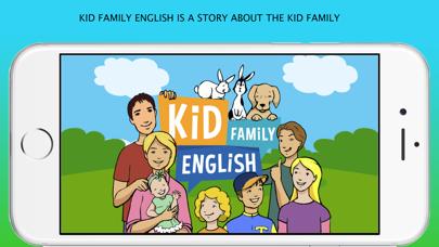 Kid Family English