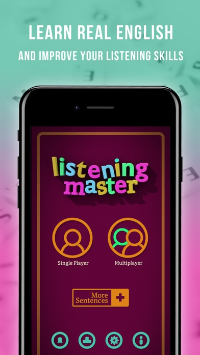 Learn English Listening Master