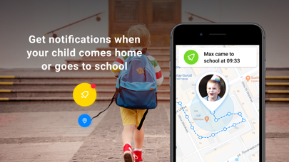 Find My Kids: phone tracker