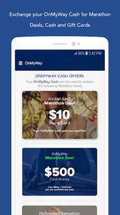 OnMyWay: Drive Safe, Get Paid