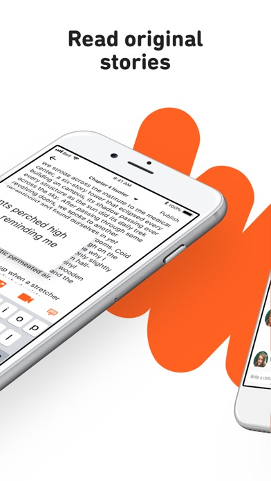 Wattpad - Books & Stories