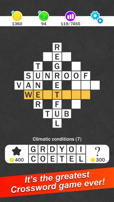 Crossword – World
