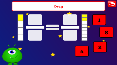 Fractions Learning Games