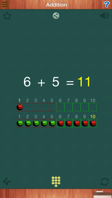 Math Animations (Grades 1-8)