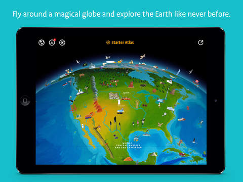 Barefoot World Atlas-1