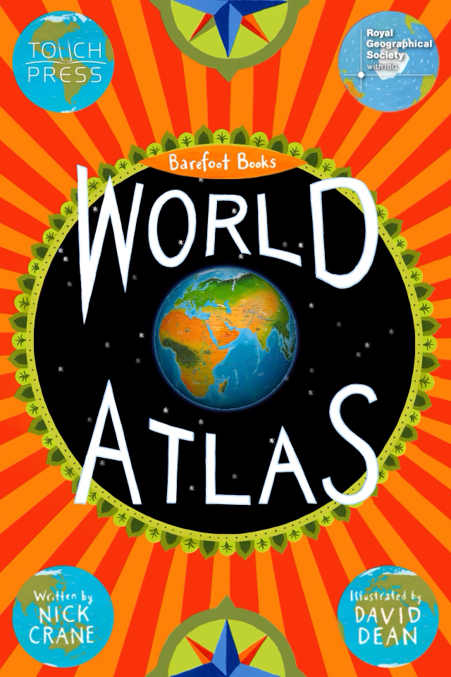 The Best Ipad Apps For Toddlers New Atlas >> Barefoot World Atlas Review Educational App Store