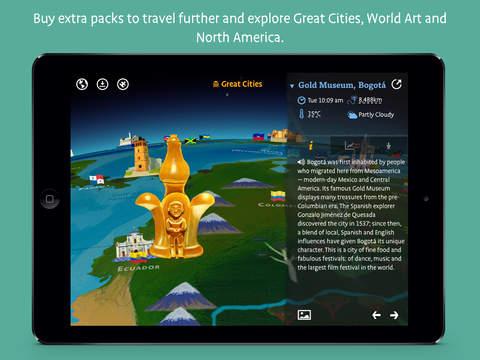 Barefoot World Atlas-7