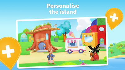 Playtime Island from CBeebies