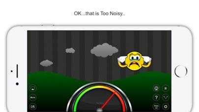 Too Noisy Starter