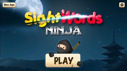 Sight Words Ninja