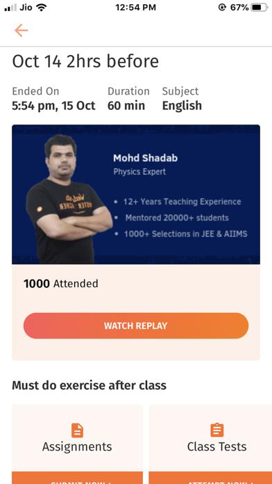 Vedantu Learning App