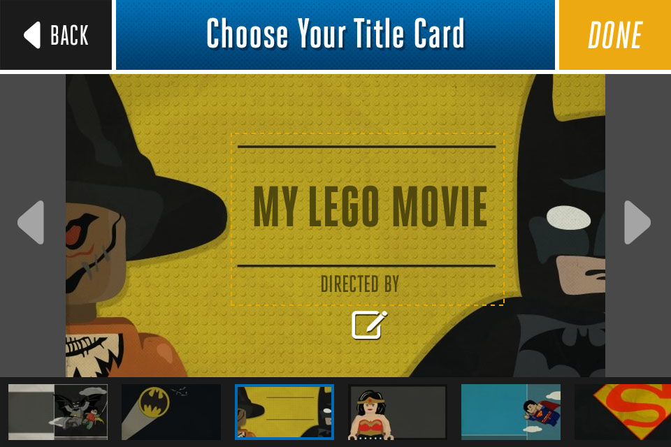 LEGO® Movie Maker-2