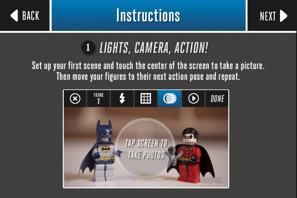 Lego Movie Maker Review Educational App Store