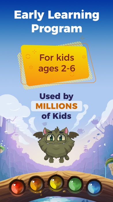 Zebrainy: kids learning games