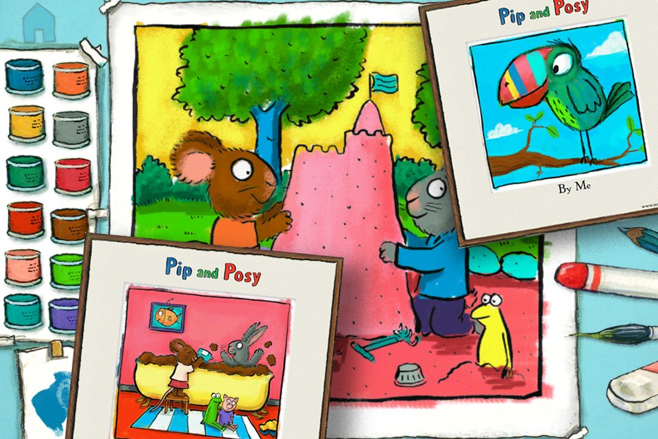 Pip and Posy: Fun and Games-3