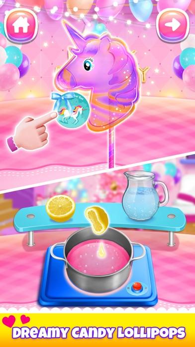 Unicorn Chef Fun Cooking Games