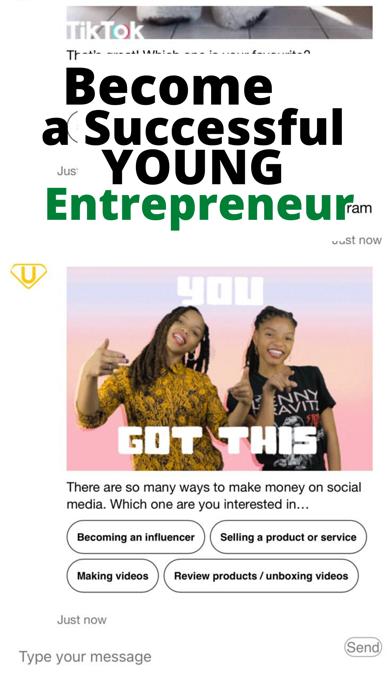 AskUltra: Entrepreneur Mentor