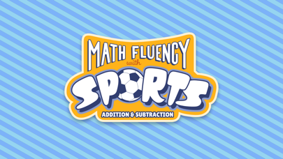 Math Fluency with Sports