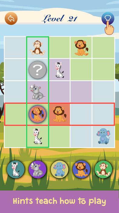 Cute Sudoku Kids