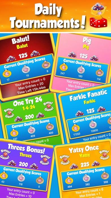 Dice World® 6 Fun Games