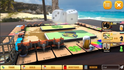 Rento - Online Dice Board Game