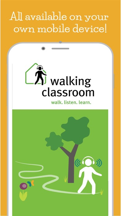 Walking Classroom Podcasts