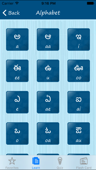 Learn Telugu Quickly