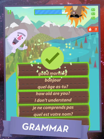 Learn French by MindSnacks App - 4