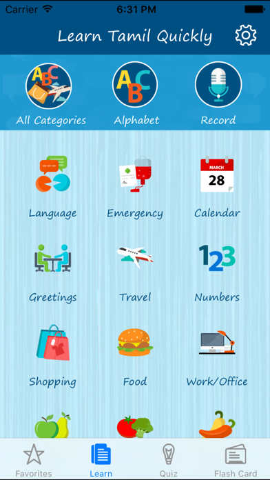 Learn Tamil Quickly