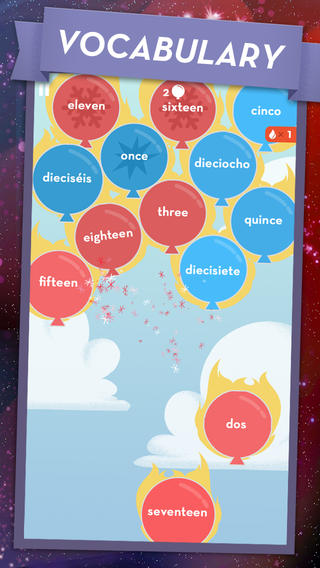 Learn Spanish - MindSnacks App - 3