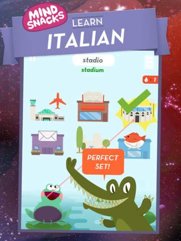 Learn Italian by MindSnacks-1
