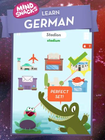 Learn German by MindSnacks-1
