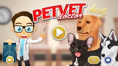 Pet Vet Doctor Dogs