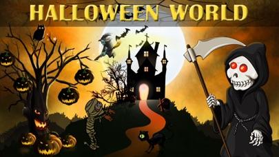 Halloween World - City Builder