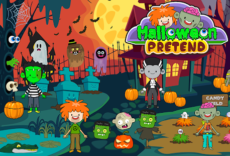 My Pretend Halloween