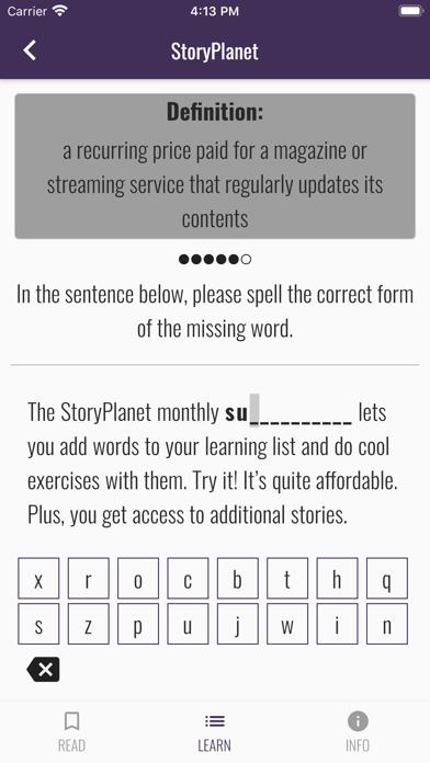 StoryPlanet English