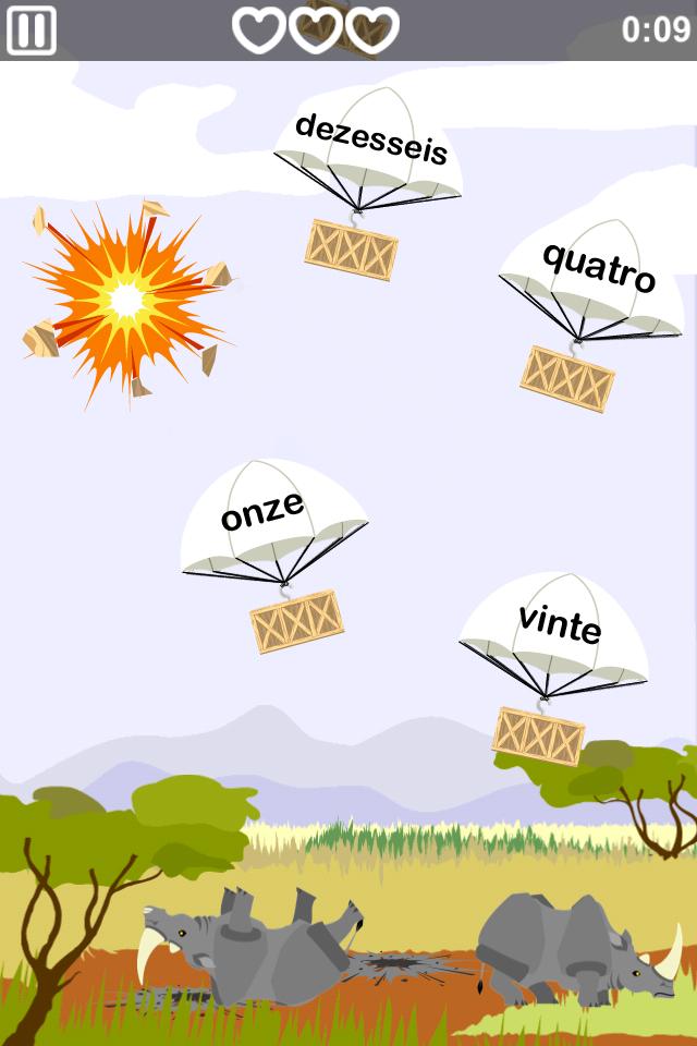 Learn Portuguese - MindSnacks-1