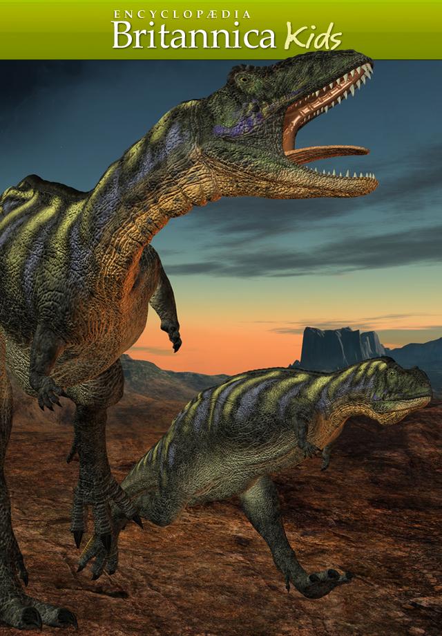 Britannica Kids - Dinosaurs App - 1