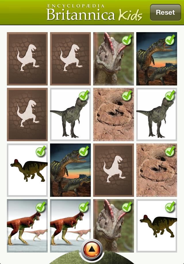 Britannica Kids - Dinosaurs App - 2