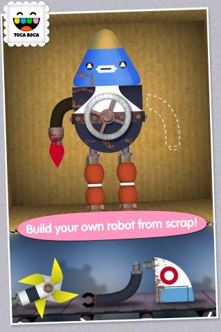 Toca Robot Lab App - 1
