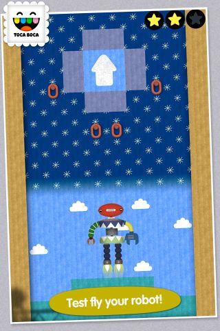 Toca Robot Lab App - 3